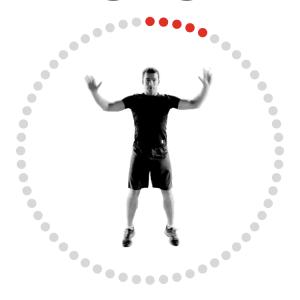Jumping Jacks Exercise Image