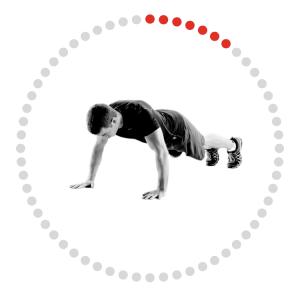 Push Up Exercise Image