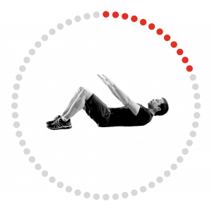Abdominal Crunch Exercise Image