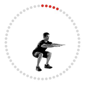 Squat Exercise Image