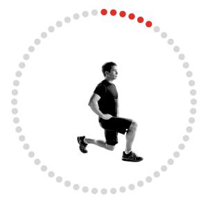 Lunge Exercise Image